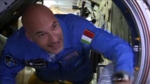 Astronanuta Luca Parmitano