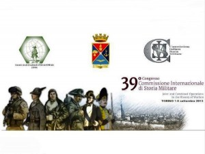 Torino - XXXIX Congresso della Commissione Internazionale di Storia Militare