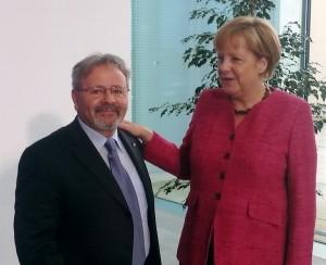 Consulta per l'integrazione, convocata dalla Cancelliera Angela Merkel