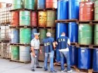Sequestrate 510 tonnellate di concentrati di succo d'arancia