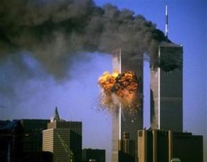 11 settembre 2001 attentato alle Torri Gemelle