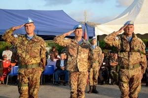 Il 1° reggimento Granatieri di Sardegna alla guida di ITALBATT