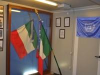 """La Bandiera di Guerra del 1° Reggimento """"Granatieri di Sardegna"""" in Libano"""