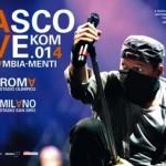 """Vasco Rossi con il tour """"Live Kom '014"""" a Roma e Milano"""
