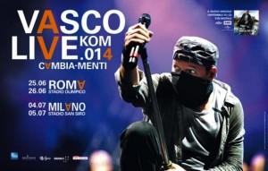 Vasco Rossi Live Kom '014 - Cambia - menti