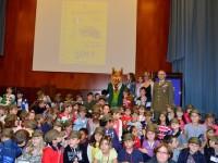 Roma: il CalendEsercito 2014 presentato dai figli dei militari