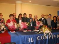 A Giardini Naxos (Me) il 27 ottobre la consegna del premio internazionale Il Convivio