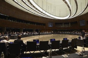EU Justice and Home Affairs ministers will discuss in Luxembourg