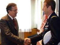 Cooperazione militare Serbia-UE al centro dell'incontro tra il ministro Rodic e il generale De Rousiers