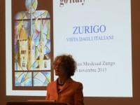 """""""Zurigo vista dagli Italiani"""": al Municipio di Zurigo presentato il libro di Gatani"""