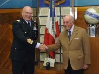 Il generale Genta, pilota dell'Aeronautica militare, a 102 anni è il decano d'Italia