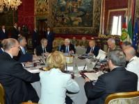 Il Consiglio Supremo di Difesa convocato dal presidente Napolitano per il 6 novembre