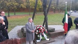 Hannover: la comunità italiana ha ricordato le vittime dell'olocausto presso il mausoleo dell'ex campo di concentramento