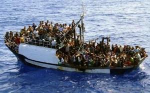 bloccare alle partenze nei paesi di origine i migranti