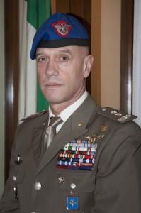 Il generale di divisione Giangiacomo Calligaris