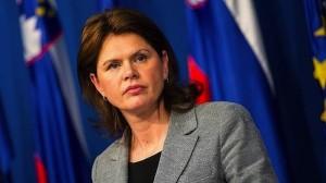 Premier slovena Alenka Bratusek