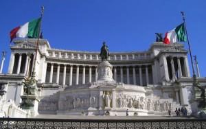sordociechi della Lega del Filo d'Oro visitano il Museo del Risorgimento al Vittoriano