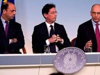 Il ministro dell'Interno Alfano: i soldi sequestrati alla mafia finanziano il contrasto alla mafia