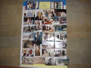 Alcune delle foto scattate da Clara Salpietro in Afghanistan e in mostra durante le conferenze con le scuola di Brolo