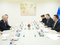 Cyber governance and counter-terrorism: Rasmussen meets with Council of Europe Secretary General