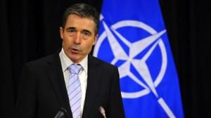 Il Segretario Generale della Nato Anders Fogh Rasmussen