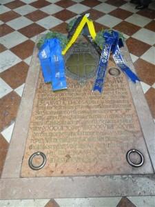 La tomba del Principe Eugenio di Savoia