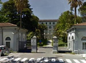 L'ospedale militare di La Spezia