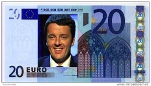 Governo Renzi e l' Euro