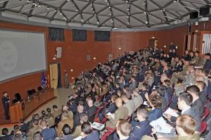 ISSMI - I frequentatori durante una lezione