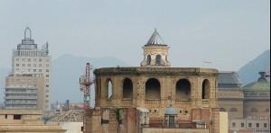 La Cupola della chiesa del Santissimo Salvatore