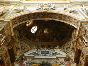 Cupola del presbiterio