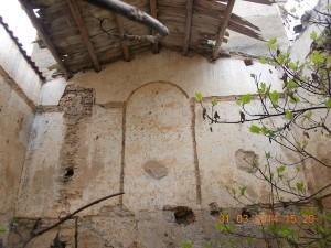 Altare centrale della Cappella dell'ospizio -