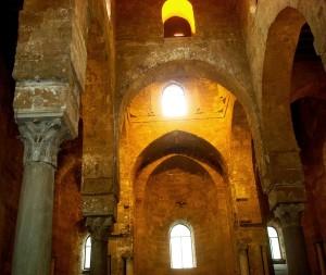 Interno della Chiesa della Maddalena - Foto di Nadia Gentile