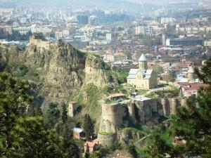 Kala,_Tbilisi, Georgia
