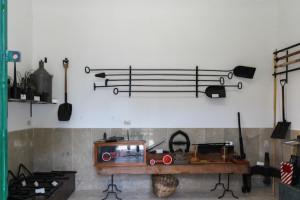 Museo sulla Civiltà del Ferroviere di Roccapalumba (Palermo) - foto di Giorgio Mistretta