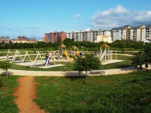 Parco Ninni Cassarà - Foto Francesca Abbate