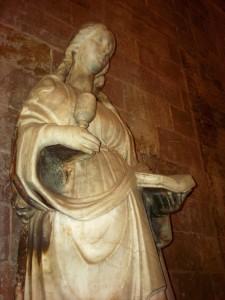 Statua della Maddalena - Foto di Nadia Gentile