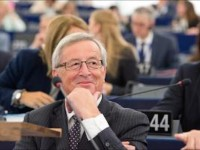 Parliament elects Jean-Claude Juncker as Commission President