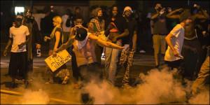Ferguson, Missouri: sparatoria