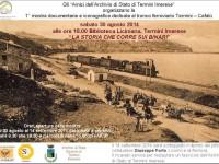 La storia che corre sui binari: a Termini Imerese (Pa) una mostra racconta la ferrovia tra Termini e Cefalù