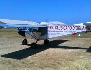 volo club Capo d'Orlando