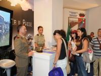 Bari: l'Esercito italiano presente con uno stand alla 78^ Fiera del Levante