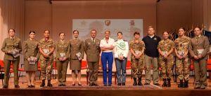 Donne ed Esercito - Valori e realizzazione nella Forza Armata. Teulié
