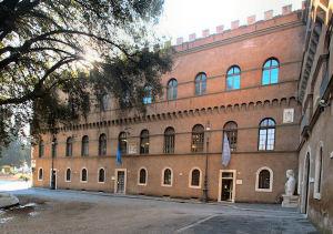 Roma - Palazzetto di Venezia, sede della SIOI
