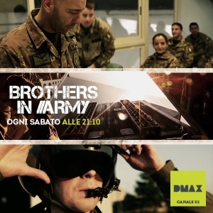 Brothers in Army ogni sabato alle 23:10 su DMAX