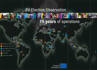 EU election observation