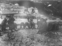 51° anniversario tragedia Vajont: importante ruolo dell'Esercito per la popolazione – Foto d'epoca