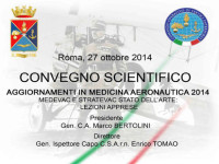 Medical Evacuation e Strategical Evacuation: giornata di studio a Roma presso il COI