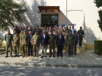 Hellenic Minister of Defence visits the EU Operation Headquarters in Larissa