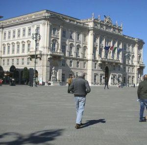 Trieste: il Palazzo sede della Presidenza della Regione Friuli Venezia Giulia